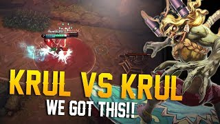 KRUL VS KRUL!! Vainglory 5v5 Gameplay - Krul |WP| Jungle Gameplay