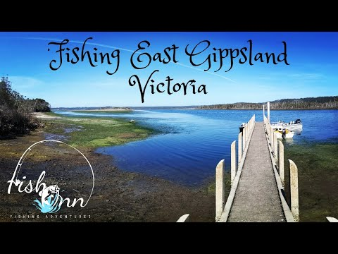 Fishing East Gippsland Victoria