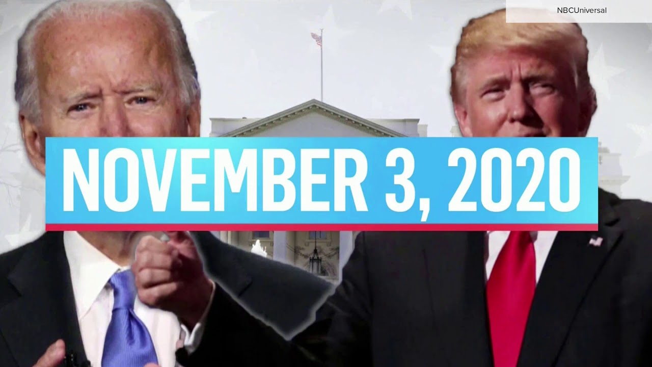 NBC News 'Today' Decision 2020 teases and open Nov. 3, 2020