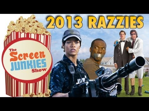 2013 RAZZIE Nominations: Worst in Movies!