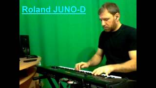 Roland JUNO D demo review soundclean