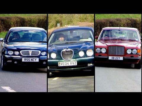 Second Hand Heroes: Bentley Alternatives - Fifth Gear