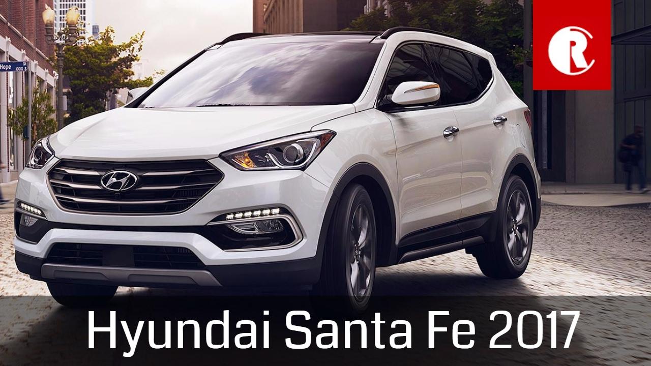 New Hyundai Santa Fe 2017 Facelift India Launch Soon