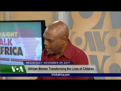 Straight Talk Africa EMPOWER THE CHILDREN