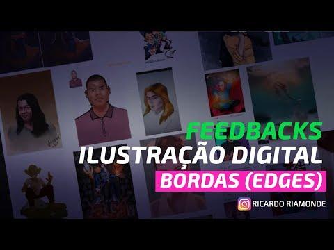 """[#feedback] """"Bordas ou (Edges)"""" -  EP. 01 - Ricardo Riamonde"""