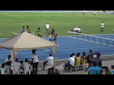 Winsome Harris 13 99 @ 100mH @ YGS 2017