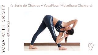 Serie Chakras / Dia 1 ☆  Mulhadara Chakra Secuencia 12