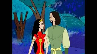 Rayhon Izlaysan Райхон Излайсан анимационный клип