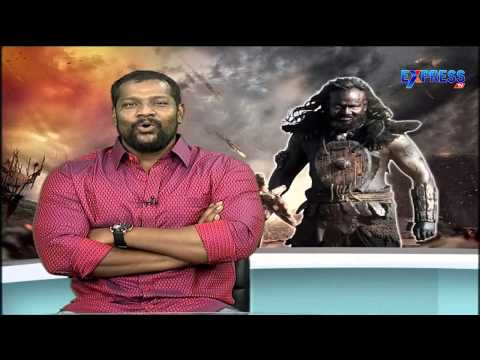 Baahubali Kalakeya Kilikili Language Dialogue | Express TV