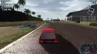 [1] World Racing 2 gameplay