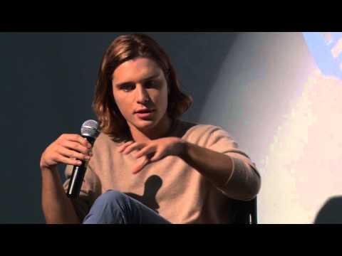 Ronen Rubinstein Q&A at New York Film Academy