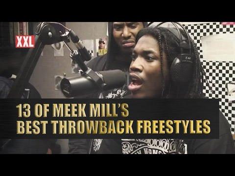 13 of Meek Mill's Best Throwback Freestyles