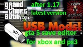 gta 5 save editor after 1.28 for ps3 and xbox 360 SINGLE PLAYER ONLY NOT ONLINE