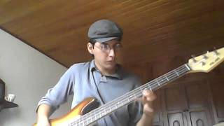 Jack Bruce Tribute - Pressed Rat and Warthog (Cream Bass Cover)