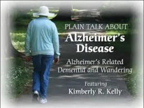 Plain Talk About Alzheimer's Disease