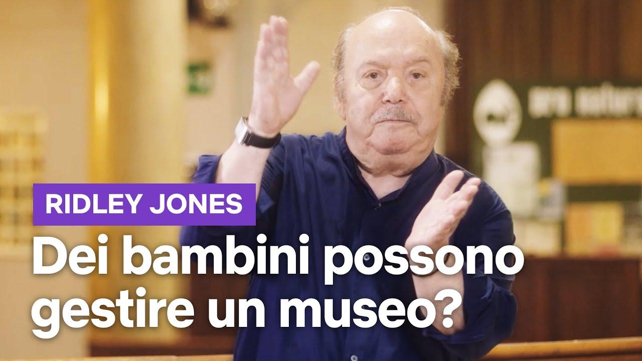 Lino Banfi ha affidato un museo a dei bambini, come in Ridley Jones   Netflix Italia
