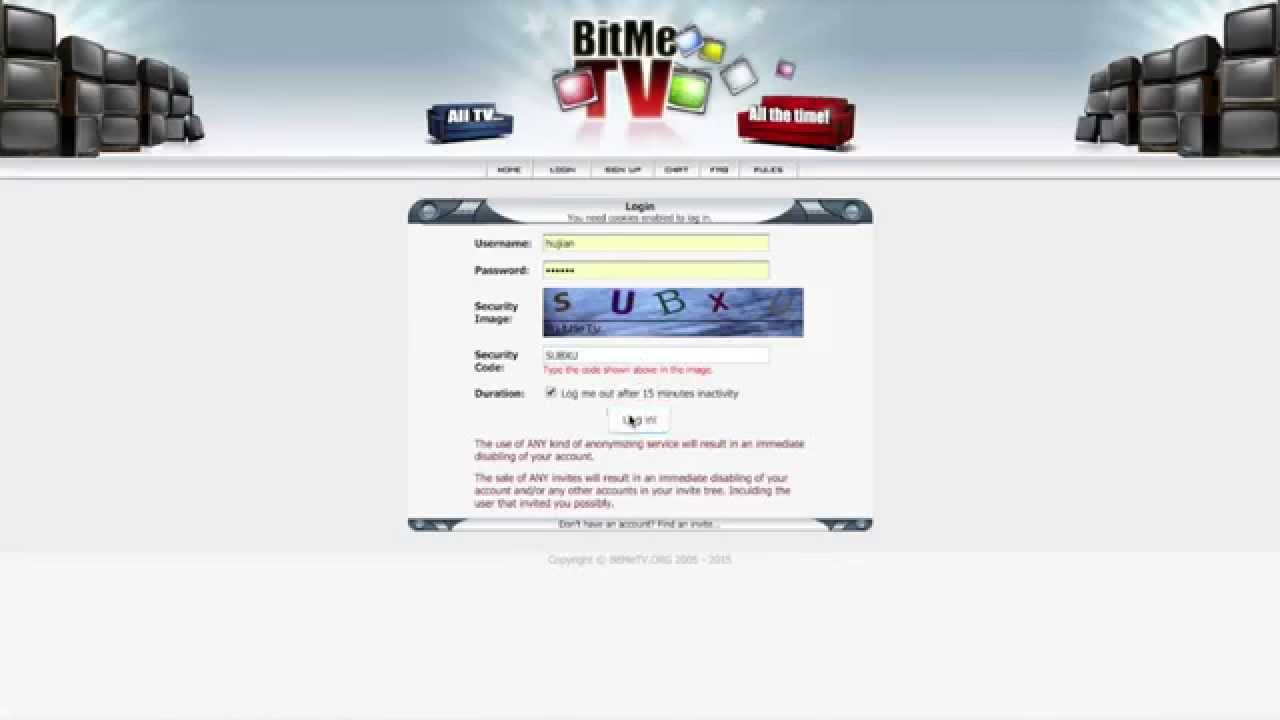 Inside BitmeTVorg YouTube