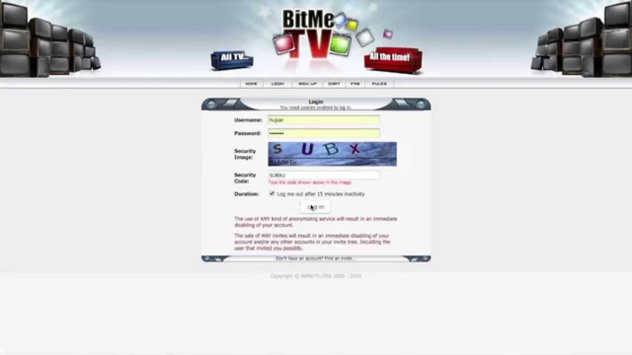 Inside Bitmetv Org Youtube