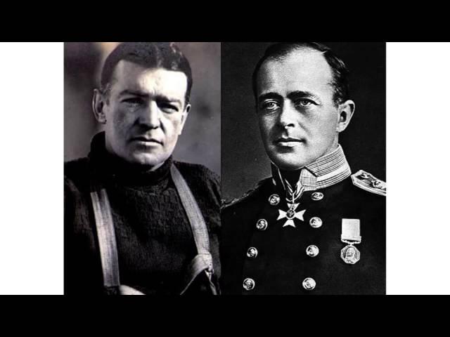 Famous Freemasons - Sir Ernest Shackleton