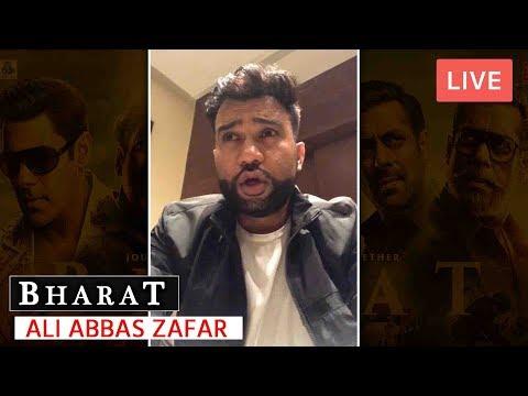 LIVE CHAT : Bharat Special Talk By Director Ali Abbas Zafar | Salman Bharat First Day First Show