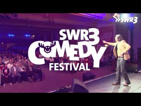 SWR3 Comedy Festival in Bad Dürkheim großer Erfolg