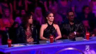Tim Halperin - Top 12 Guys - American Idol season 10 (03/01/2011)