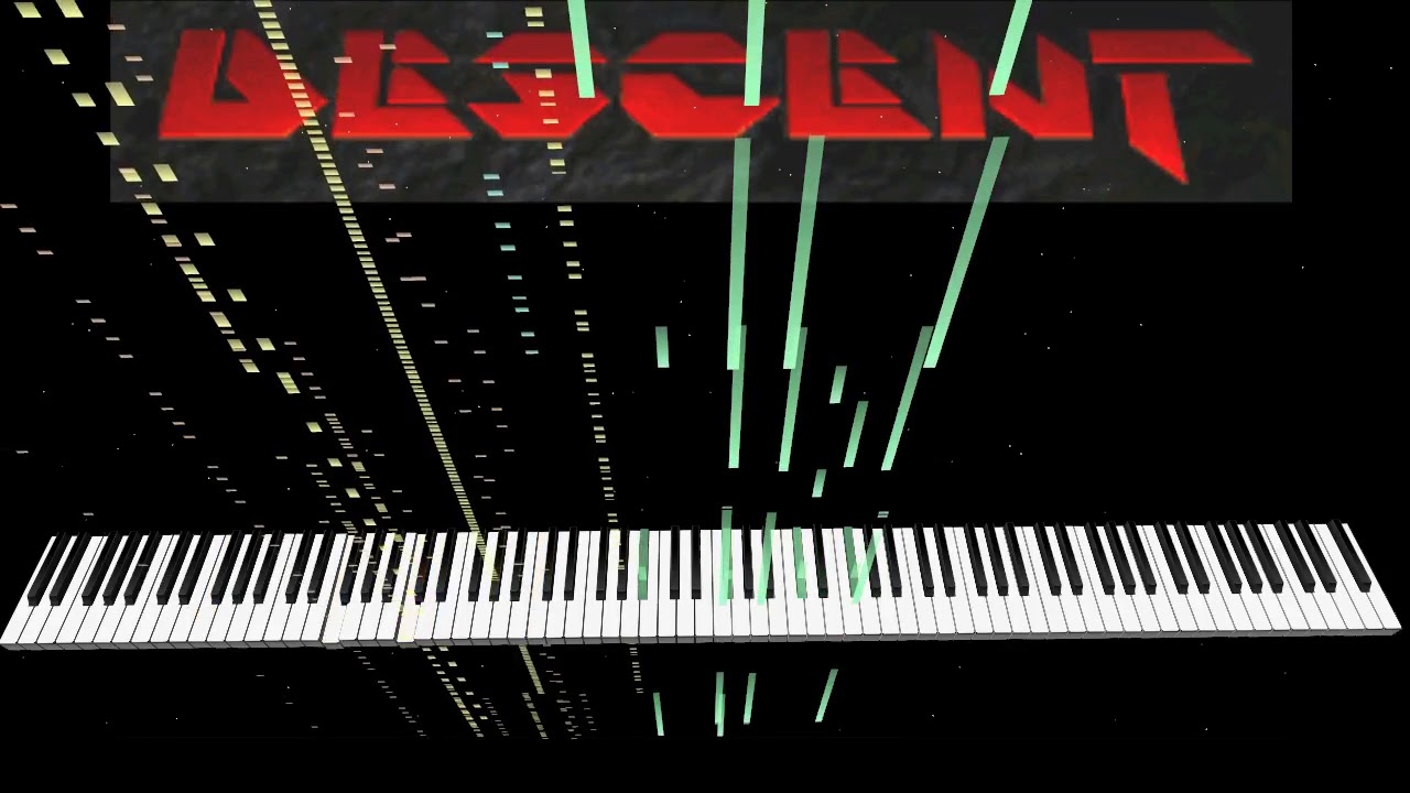 Descent (1995) OST Arachno SoundFont