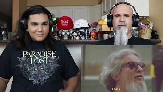 Sepultura - Last Time (Lyric Video) [Reaction/Review]