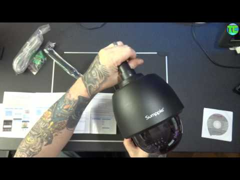 techchecker-#141sumpple-ip-dome-camera-pan-tilt-and-zoom-960p