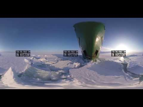 The Arctic. Like you've never seen it before.