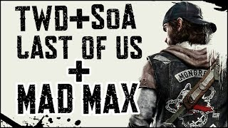 TEN MIX SIĘ UDAŁ! – DAYS GONE
