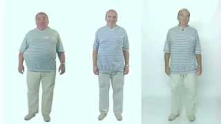 Андрей похудел на 44 кг