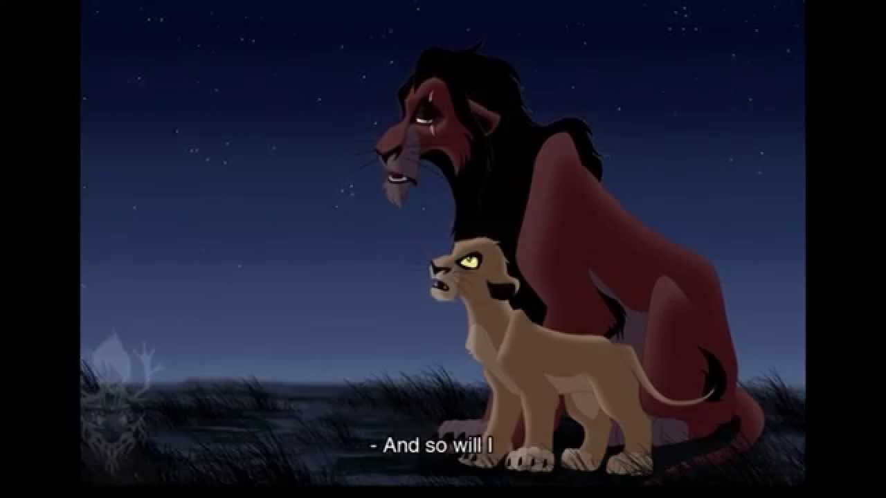 lion king 2 vitani