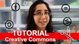 Tutorial: Creative Commons Licenses (Why Artists Should Care)