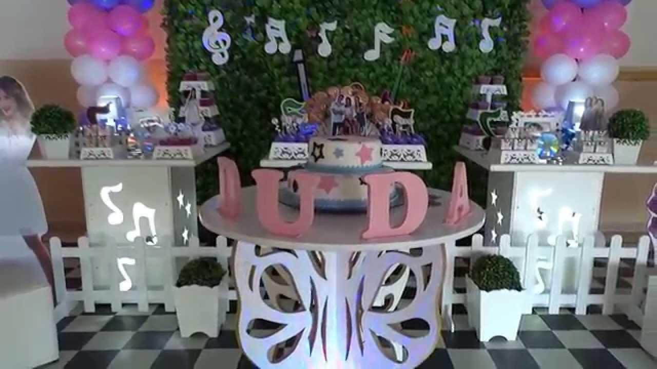 Feira Artesanato Osasco ~ Violetta Decoraç u00e3o em mesa provençal com muro ingl u00eas