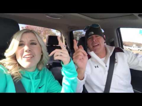 Dad Daughter Truck Karaoke