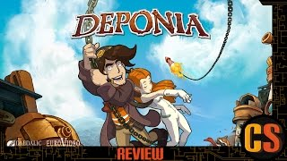 DEPONIA - PS4 REVIEW