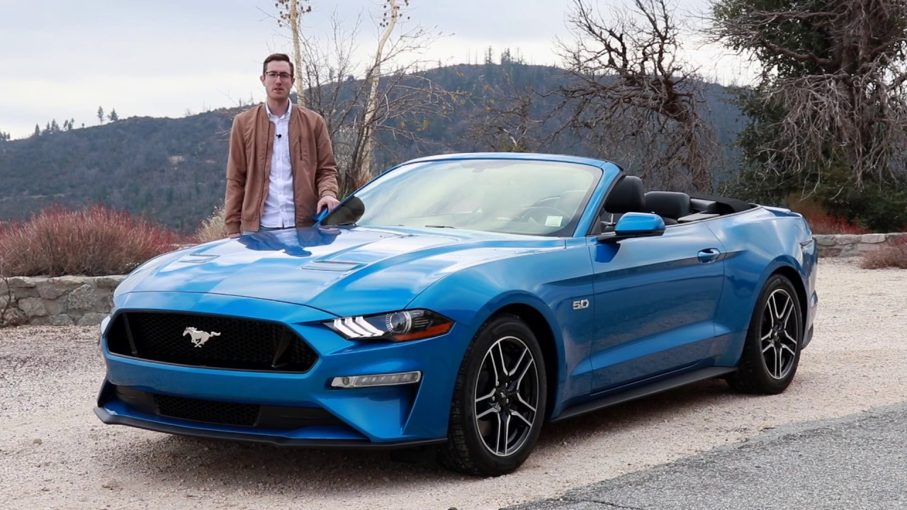 New Ford Mustang 2019 Convertible Coupe Ford Uk >> 2019 Ford Mustang Gt Review