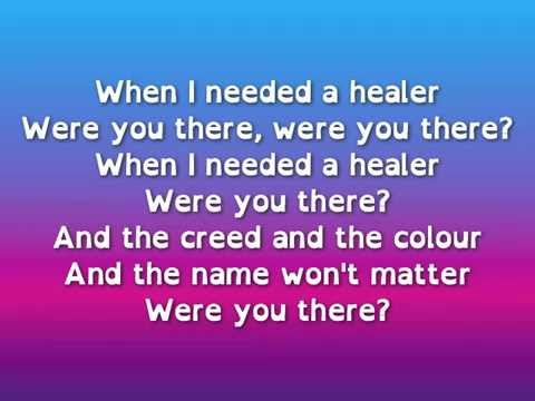 When I needed a Neighbour (with Lyrics)