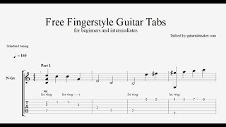TOP 10 fingerstyle guitar tabs - free download - PDF - Guitar Pro