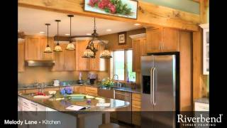 The Melody Lane - Timber Frame Home - Video Slideshow