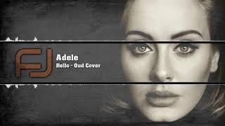 Adele   hello Oriental اديل مرحبا شرقي عود Hijazi Remix