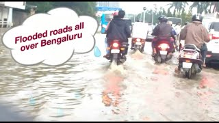 Bangalore in floods!!!!