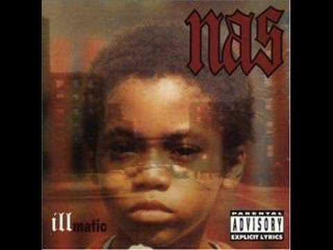Nas feat Q Tip - One Love