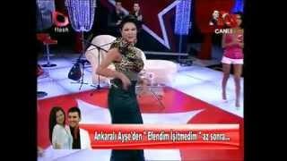 Ankaralı Ayşe Dincer - Ak Fasulye 29.10.2012 Flash Tv.