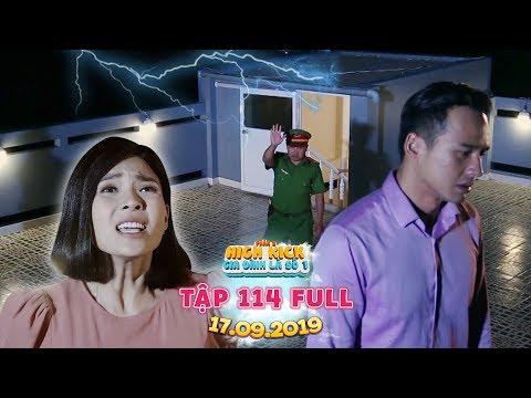 Gia đình là số 1 Phần 2 | tập 114 full: Hại vợ xém sảy thai, Minh Ngọc đau đớn kết liễu cuộc đời?