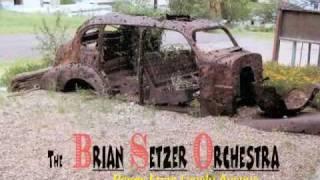 "Brian Setzer Orchestra ""Lonely Avenue"""