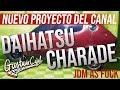 Daihatsu Charade G10 Nuevo proyecto del canal!