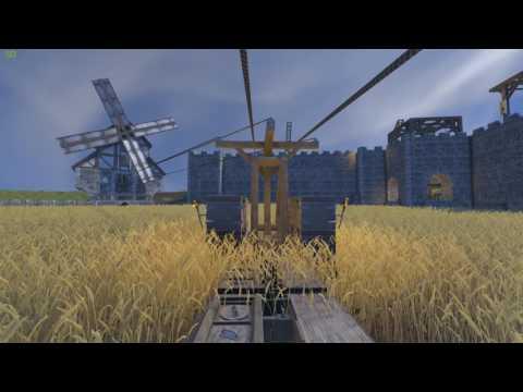 Medieval Engineers Automated Farm