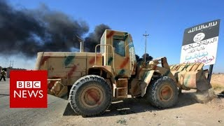 Iraq's Hawija: Where have IS fighters gone? - BBC News